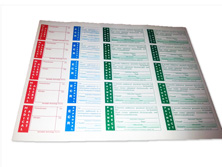 A10010 Medical Alert Labels