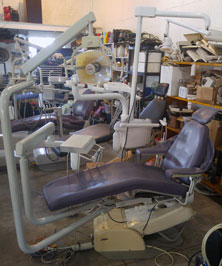 Pre-Owned Marus radius dental operatory packages