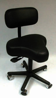 SS600 Saddle Seat Stool