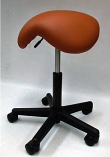SS602 Saddle Seat Stool