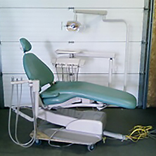 Pre-Owned Adec 1040 radius dental operatory packages